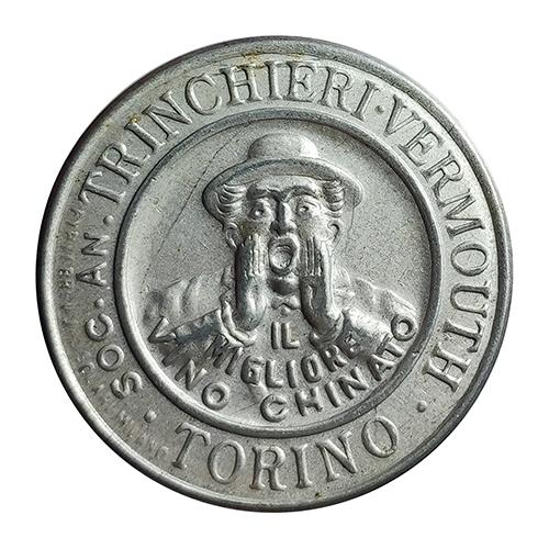 Gettone di necessità – Trinchieri Vermouth